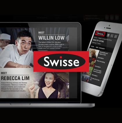 Swisse Global Site